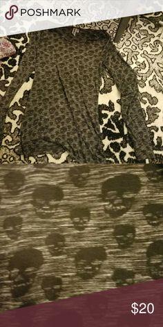 Bke burnout Long sleeve burnout from Buckle BKE Tops Tees - Long Sleeve