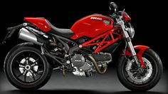 The Ducati Monster. A classic.  I first saw it on the movie The Crow: Salvation.  'fell in love. #motorcycle