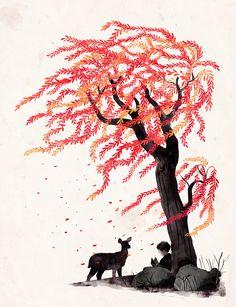 """"""" Mutluluk ağacına tırmanmak yerine, altında durup dallarını eğmesini beklersek sadece kuru yaprakları dökülür üzerimize."""" Auberon Herbert – """" İki Yüzlü Hayat """""""