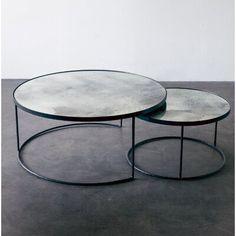 Coffe Table, Modern Coffee Tables, Made To Measure Furniture, Design Tisch, Deco Design, Nesting Tables, Interior Design Living Room, Decoration, Furniture Design
