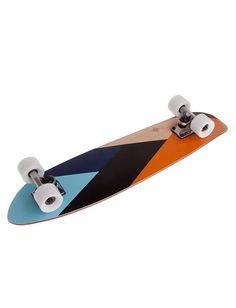 Skateboard Cruiser Sandro x Hugh Holland