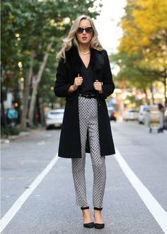 Ace any interview in this chic outfit.
