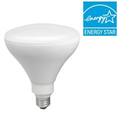 TCP 85W Equivalent Daylight (5,000K) Smooth BR40 Dimmable LED Floodlight Bulb