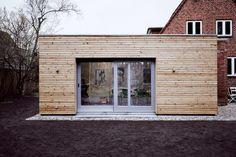 grotheer architektur  » A16 – Büroanbau