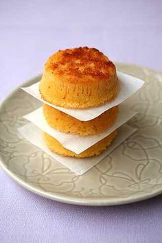 Tortine al pompelmo rosa dal blog Cavoletto di Bruxelles Grapefruit Cake, My Favorite Food, Favorite Recipes, Yummy Cakes, Pancakes, Cheesecake, Muffin, Breakfast, Desserts