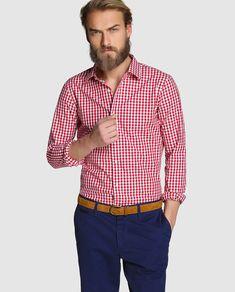Camisa Slim-fit de hombre