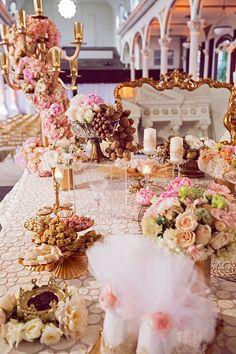 A Wedding Day of French Elegance