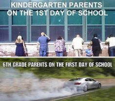 Funny Photos) Back-to-school memes parents can enjoy in peace and quiet Back To School Quotes Funny, Back To School Meme, Funny School Memes, 1st Day Of School, Funny Memes, School School, Funny Quotes, School Daze, True Memes