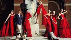 Valentino, Master of Couture  luxworldwide.com/magazine/fashion/valentino-master-of-couture/