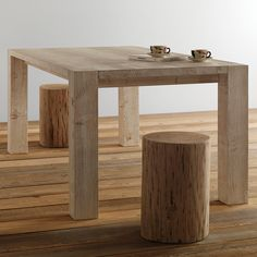 Aleppo table by Essence Wood on LOVEThESIGN Products