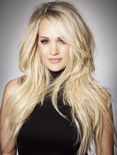 Listen to Carrie Underwood Radio, free! Stream songs by Carrie Underwood & similar artists plus get the latest info on Carrie Underwood! Carrie Underwood Tickets, Carrie Underwood New Album, Carrie Underwood Workout, Portraits, Hot Blondes, Cute Hairstyles, Hairstyle Ideas, New Hair, Blonde Hair