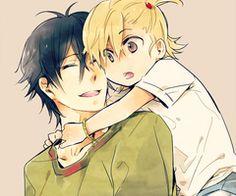 Sensei & Naru