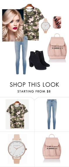 """"""">3>3>3"""" by suada-kovacevic ❤ liked on Polyvore featuring Givenchy, Olivia Burton, Accessorize and Monsoon"""