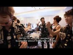 [ENG SUBS] Grow : INFINITE's Real Youth Movie <3