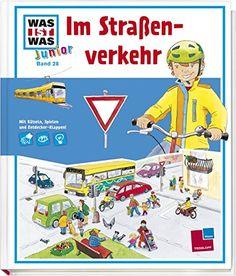 Was ist was Junior, Band 28: Im Straßenverkehr von Birgit Bondarenko http://www.amazon.de/dp/3788619643/ref=cm_sw_r_pi_dp_qFGxvb195JJPS