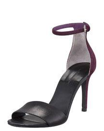 X17S6 Alexander Wang Carmen Colorblock Sandal