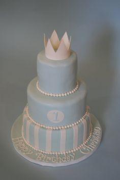 prince first birthday cake - Google Search