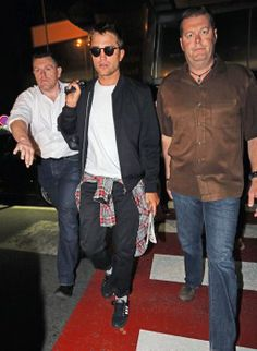 Rob arriving in Nice, France for Cannes, 5-16-14 (33)