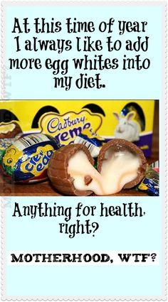 Motherhood, WTF? on: A Healthy Diet