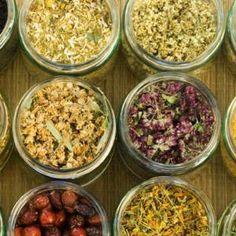 Θεραπευτικά βότανα που χρησιμοποιούνται στο τσάι