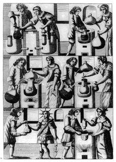 Mutus Liber Plate 6    http://hermetic.com/caduceus/articles/1/4/mutus-liber.html