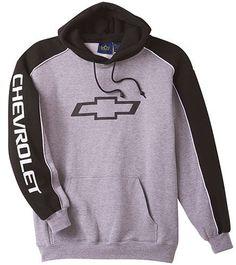 Chevrolet Hooded Sweatshirt-Chevy Mall