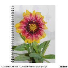 FLORIDA BLANKET FLOWER Notebook