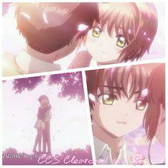 Awwwww, espere ésto durante mucho tiempo y valió la pena, por fin, mi Sakura x Shaoran FOREVEL