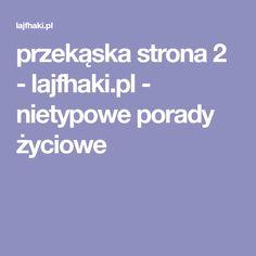 przekąska strona 2 - lajfhaki.pl - nietypowe porady życiowe