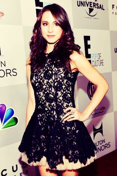 troian bellisario she is stunning and so is her dress