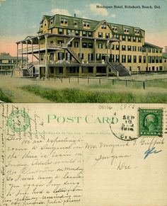 Henlopen Hotel, Rehoboth Beach, Del. | Flickr - Photo Sharing!