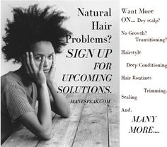 Natural hair - What is your Biggest Natural Hair Problem