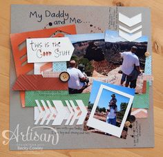 scrap junkie: Artisan Wednesday WOW