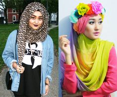 Muslim girls and women who cover their hair are often given a lot of unnecessary flack. People assume that they must feel so oppressed, or that they're being forced to wear headscarves. It's too ba...