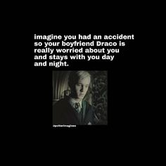 Instagram photo taken by Harry Potter Imagines❤ - INK361 Draco Malfoy Imagines, Harry Potter Imagines, Harry Potter Books, Harry Potter Love, Harry Potter Characters, Harry Potter Fandom, Harry Potter Memes, Hermione Granger, Draco And Hermione