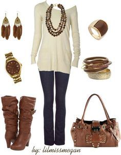 fall 2013 fashion trends for women | 15 Casual Winter Fashion Trends Looks 2013 For Girls Women 7 15 Casual .../