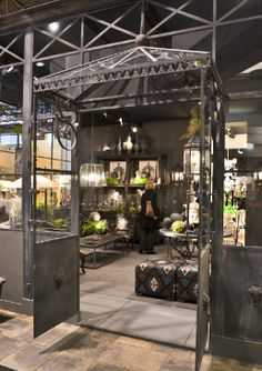 Exhibition Stand at Maison et Objet, pinned by Ton van der Veer. Luxury safes, luxury brans, exclusive design, luxury goods, luxury life. For more luxury news check out: http://luxurysafes.me/blog/
