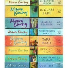 Love Maeve Binchy books!