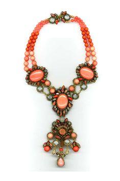 Spring 2012 Inspiration Necklace