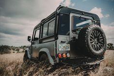 Land Rover Defender 'Millennium Falcon' | HiConsumption