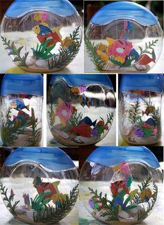 Encore un aquarium ...