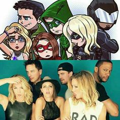 Team Arrow!