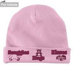 Matching Hat (Pink) | Snuggles Hugs Kisses