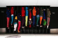 Bodies in Urban Spaces   Don't Panic Magazine   Arts