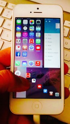Auxo 3 Jailbreak Tweak for iOS 8 Nears Perfection - WinAppleWorld