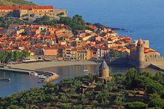 Collioure, Pyrénées-Orientales : Le charme des villages en bord de mer - Linternaute