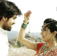 Image may contain: 2 people Mr And Mrs Ramachari, Dj Movie, Telugu Hero, Kannada Movies, Star Wallpaper, Actors Images, Insta Videos, Celebrity Couples, Cute Love