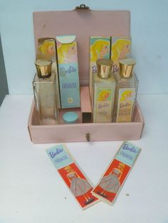 barbie 1961 beauty kit - Google Search