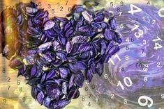 Miten numerot vaikuttavat elämääsi? ⋆ Unelmia kohti Amethyst, Texture, Crystals, Crafts, Surface Finish, Amethysts, Crystals Minerals, Crafting, Diy Crafts