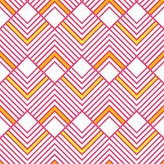 Customize and print Diamond Chevron fabric by JPanepinto on WeaveUp